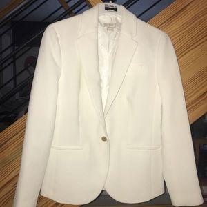 perfect condition Jcrew white blazer